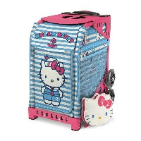 【SAC'S BAR】キャリーケース ZUCA SPORT ズーカ 142004 Hello Kitty Sail With Me HotPink メンズ