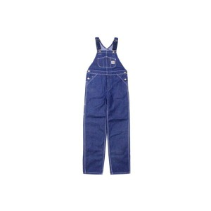 ●Carhartt WIP BIB OVER ALL (BLUE RINSED)カーハート/デニムオーバーオール