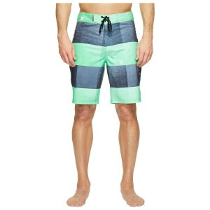 "ハーレー メンズ 水着 水着 Phantom Kingsroad 20"" Boardshorts Electro Green"