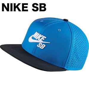 Nike SB Performance Pro Trucker Hat Cap Blue キャップ 並行輸入品