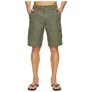 オニール メンズ 水着 水着 Ranger Cargo Hybrid Boardshorts Army Heather