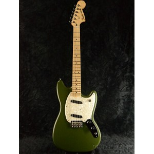 Fender Mexico Mustang -Olive- 新品 [フェンダーメキシコ][ムスタング][オリーブ,Green,グリーン,緑][Electric Guitar,エレキギター]