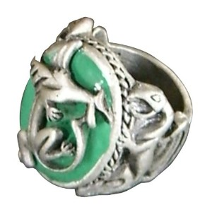 Pirates Of The Caribbean / At World's End - Replica: Jack Sparrow Dragon Ring