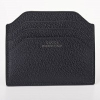 GUCCI グッチ 322107 AS90N 1000 レザー カードケース