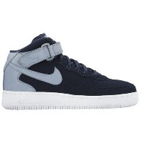 (取寄)ナイキ レディース エア フォース 1 '07 ミッド prem Nike Women's Air Force 1 '07 Mid Prem Midnight Navy Midnight...