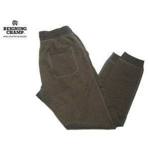 REIGNING CHAMP(レイニングチャンプ) /HEAVYWEIGHT TERRY SLIM SWEAT PANTS/olive