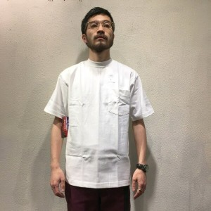 CAMBERMAX WEIGHT POCKET T-SHIRT(キャンバー ショート Tシャツ 半袖)