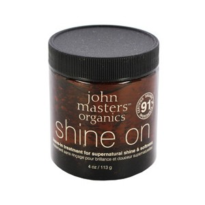 ジョン マスター オーガニック JOHN MASTERS ORGANICS SHINE ON LEAVE-IN TREATMENT FOR SUPERNATURAL SHINE & SOFTNESS