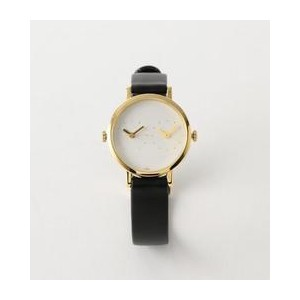 <Steven Alan>TIME TRAVELER LEATHER WATCH/ウォッチ【ビューティアンドユース ユナイテッドアローズ/BEAUTY&YOUTH UNITED ARROWS...