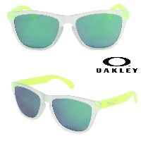 Oakley サングラス アジアンフィット オークリー Frogskins フロッグスキン LIMITED EDITION ASIA FIT OO9245-5354 メンズ レディース [175]
