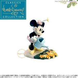 WDCC ミニーマウスの庭 ミッキーの植木屋 Minnies Mouse Garden Mickey Cuts up 1028793 □
