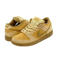 NIKE SB DUNK LOW TRD QS 【FORBES】 ナイキ SB ダンク ロー TRD QS DUNE/TWIG/WHEAT/GUM MED BROWN