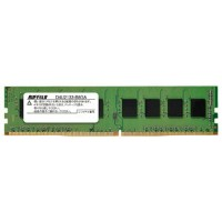 D4U2133-B8GA バッファロー PC4-2133(DDR4-2133)288pin DDR4 SDRAM DIMM 8GB [D4U2133B8GA]【返品種別B】【送料無料】