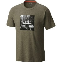 マウンテンハードウェア Mountain Hardwear メンズ トップス Tシャツ【A Man And His Van Short - Sleeve T - Shirts】Heather...