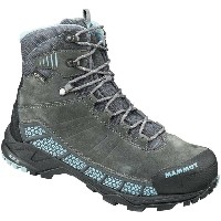 マムート Mammut レディース ハイキング シューズ・靴【Comfort Guide High GTX Surround Hiking Boot】Graphite/Air