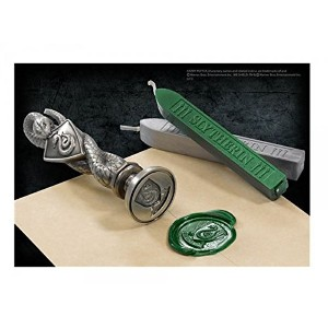 Harry Potter Replica Slytherin Sealing Wax Set