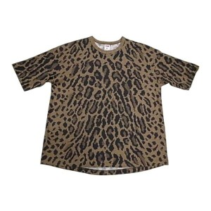 ★SALE 20%OFF★ VOTE Make New Clothes ヴォート メイク ニュー クローズ 3D LEOPARD BIG TEE レオパード ビッグ Tシャツ