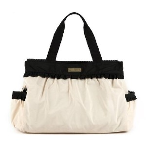 Alice Baby/diaper Bag (Ivory) by Thea Thea Baby Bags