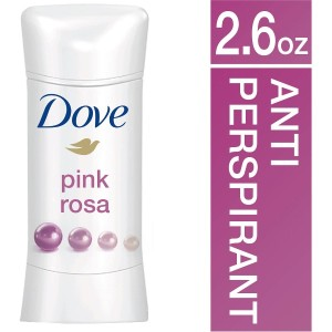 Dove Advanced Care Clear Tone Pink Rosa Antiperspirant Deodorant 2.6 oz