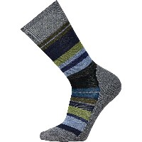 スマートウール メンズ インナー ソックス【Smartwool Saturnsphere Sock】Deep Navy Heather / Medium Grey Heather