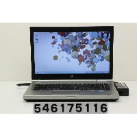 hp EliteBook 8470p Core i5 3380M 2.9GHz/4GB/500GB/Multi/14W/FWXGA(1366x768)/Win7【中古】【20170609】