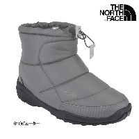 THE NORTH FACE【Nuptse Bootie WP IV Short/NF51586-PT】25.0