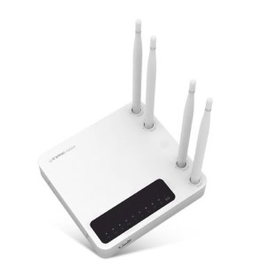 ipTIME A604 Router / 4ポート/ WLAN AC(867Mbps)/ 4アンテナWPS WDS VPN [並行輸入品]