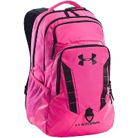 Under Armour(アンダーアーマー) Women's Recruit Backpack バックパック , Rebel Pink, One Size [並行輸入品]