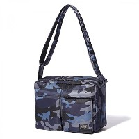 (ヘッド・ポーター) HEADPORTER JUNGLE SHOULDER BAG (L) DARK NAVY