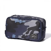 (ヘッド・ポーター) HEADPORTER JUNGLE GROOMING POUCH DARK NAVY