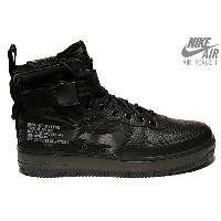 NIKE SPECIAL FIELD AIR FORCE 1 SF AF1 MID QS TIGER CAMO AA7345-001 BLACK/CARGO KHAKIナイキ スペシャル フィールド...