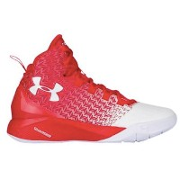 UNDER ARMOUR CLUTCHFIT DRIVE 3 キッズ/レディース Red/White/White アンダーアーマー バッシュ クラッチフィットドライブ