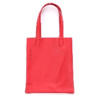 ザケース THE CASE 【massivestore】【THE CASE/ザケース】LEATHER TOTE VBOM-3758 (RED) レディース メンズ