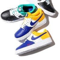 NIKE AIR FORCE 1 '07 LV8(ナイキ エア フォース 1 07 LV8)(DEEP ROYAL BLUE/DEEP ROYAL BLUE)