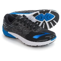 ブルックス Brooks メンズ ランニング シューズ・靴【PureCadence 5 Running Shoes 】Black/Electric Brooks Blue/Anthracite