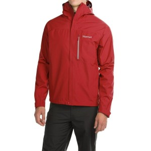 マーモット Marmot メンズ アウター レインコート【Optima Gore-Tex PacLite Jacket - Waterproof 】Team Red