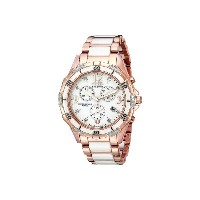 シチズン Citizen Watches レディース アクセサリー 腕時計【FB1233-51A Ceramic】Pink Gold Tone Stainless Steel