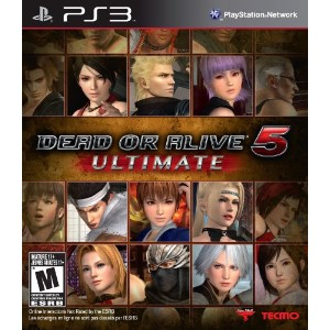 Dead or Alive 5 Ultimate (輸入版:北米)