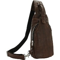 [トリックスター] TRICKSTER KITE one shoulder bag tr45 DBR (D,BROWN)