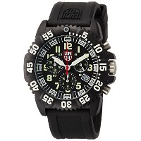 [ルミノックス]Luminox 腕時計 SEASERIES RED HAND NAVY SEAL COLORMARK CHRONOGRAPH 3080 SERIES 3081RH.JL メンズ ...