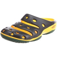 [キーン] KEEN MEN YOGUI 1007176 Black/Yellow/Green (Black/Yellow/Green/7)