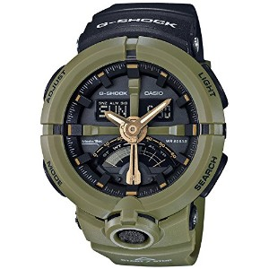 [カシオ]CASIO 腕時計 G-SHOCK Punching Pattern Series GA-500P-3AJF メンズ