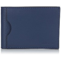 [ジャック・スペード] JACK SPADE 折り財布 GRANT LEATHER INDEX WALLET W6RU0140 408 (BLUE)