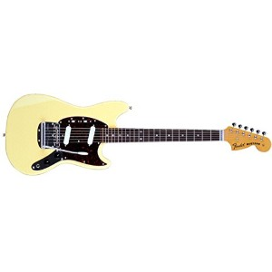 Fender フェンダー エレキギター CLASSIC 70S MUSTANG YWH