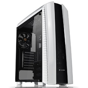 Thermaltake Versa N27 SnowEdition ミドルタワーPCケース CS6818 CA-1H6-00M6WN-00