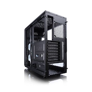 Fractal Design Focus G Black Window ミドルタワー型PCケース CS6738 FD-CA-FOCUS-BK-W