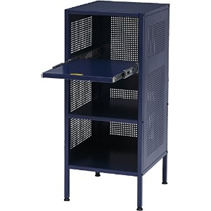 journal standard Furniture ALLEN STEEL SHELF SMALL NAVY