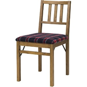 journal standard Furniture HARLEM CHAIR PLAID