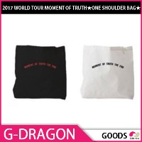 【1次予約限定価格】G-DRAGON 2017 WORLD TOUR MOMENT OF TRUTH ★ONE SHOULDER BAG★【GOODS】【発売6月中旬】【6月末発送】