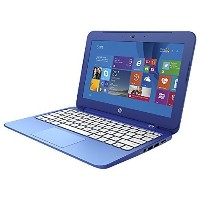 HP Stream 11-r016TU Windows10 64bit Celeron 2GB 32GB 光学ドライブ非搭載 iPass 無線LAN IEEE802.11ac/a/b/g/n Blue